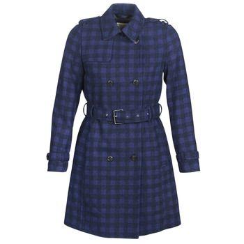 Esprit  VRASSA  women's Coat in Blue