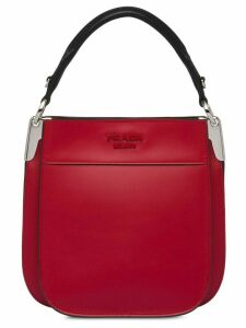 Prada small Margit tote - Red