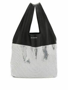 Paco Rabanne Iconic tote bag - Black