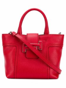 Tod's Double T shopping bag - Red