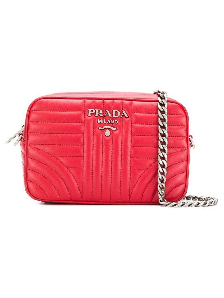 Prada Diagramme bag - Red