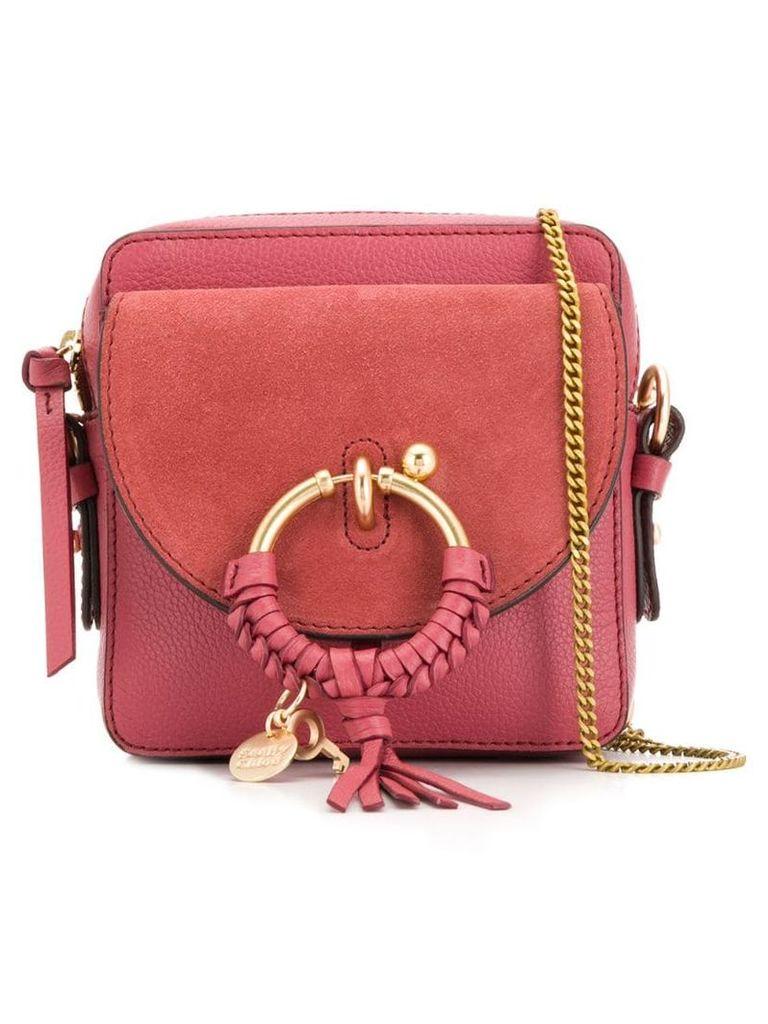 See By Chloé Joan camera bag - Pink
