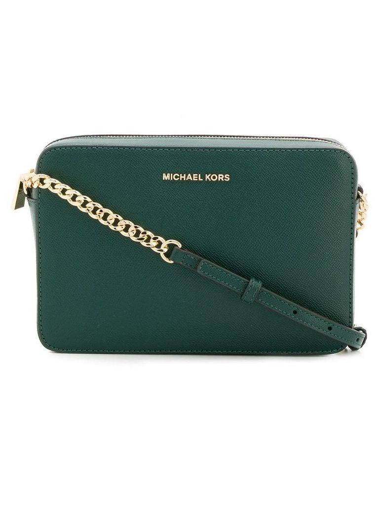 Michael Michael Kors Jet Set crossbody bag - Green