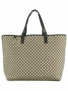 Gucci Pre-Owned diamante jacquard tote bag - Brown