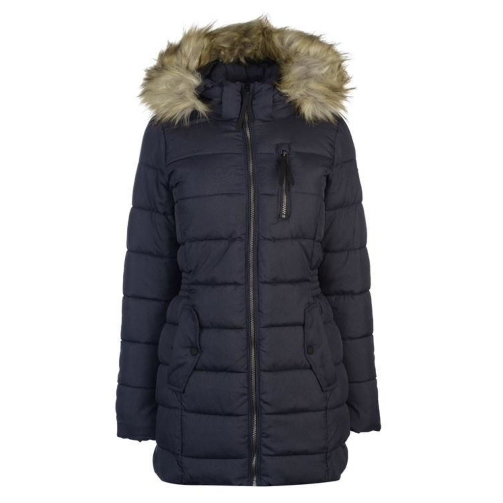 Only North Nylon Padded Coat