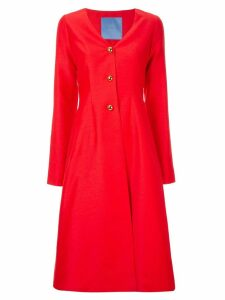 Macgraw Cardinal coat - Red