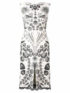Alexander McQueen Cabinet of Shells dress - Neutrals