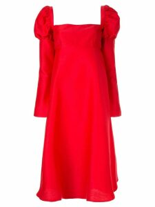 Macgraw Heiress Dress - Red