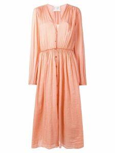 Forte Forte oversized shirt dress - Pink