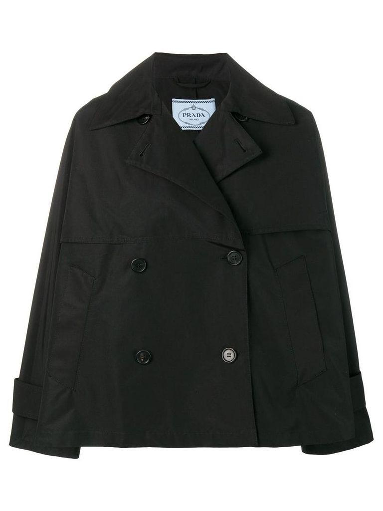 Prada double breasted jacket - Black