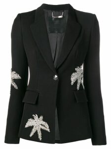Philipp Plein Aloha Plein blazer - Black