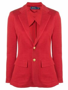 Polo Ralph Lauren fitted blazer - Red