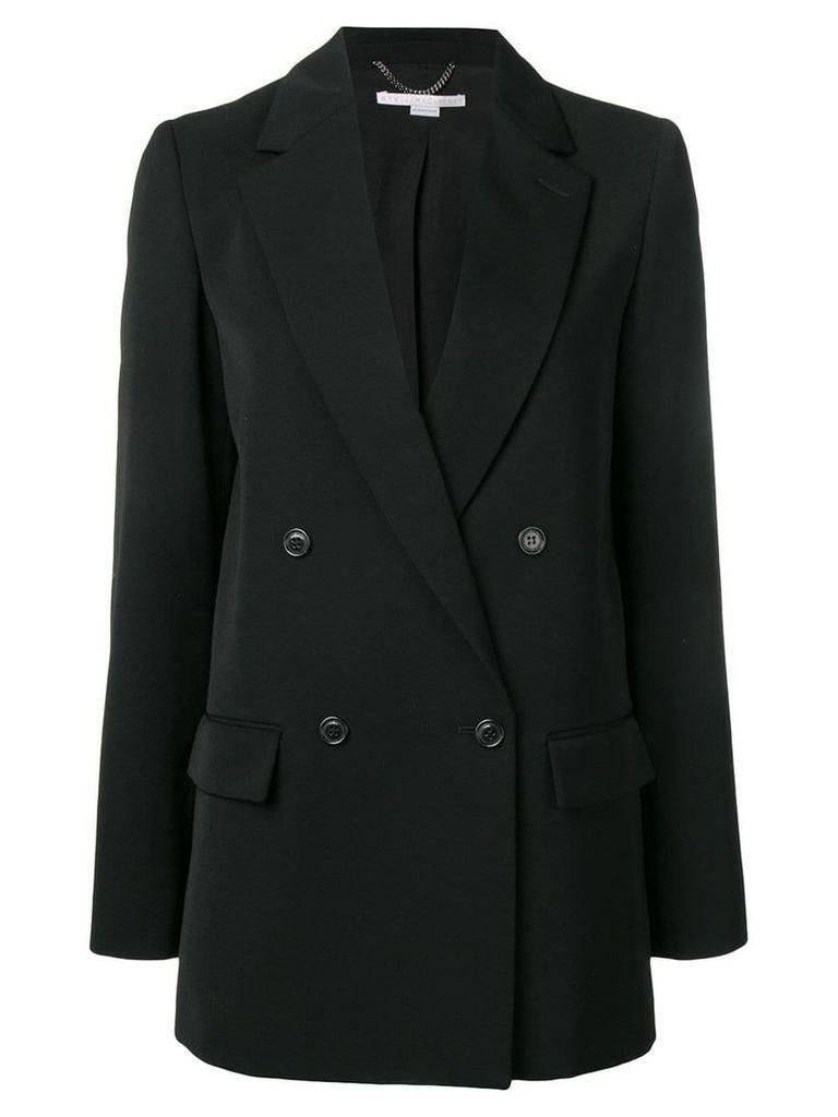 Stella McCartney double breasted blazer - Black