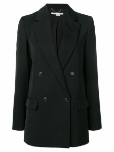 Stella McCartney double breasted blazer - Black