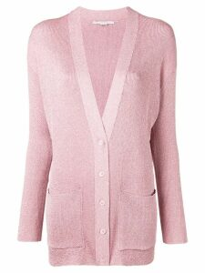 Stella McCartney v-neck cardigan - Pink