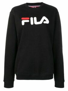 Fila logo jumper - Black