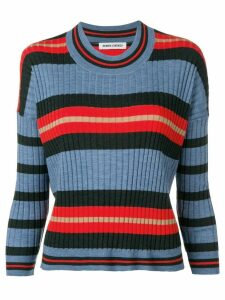 Henrik Vibskov striped jumper - Blue