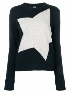 PS Paul Smith star jumper - Blue