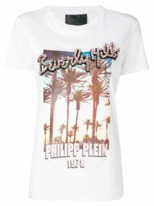 Philipp Plein printed T-shirt - White