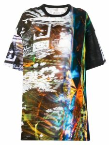 Maison Margiela blurred print T-shirt - Black