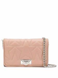 Jimmy Choo Helia clutch - Pink
