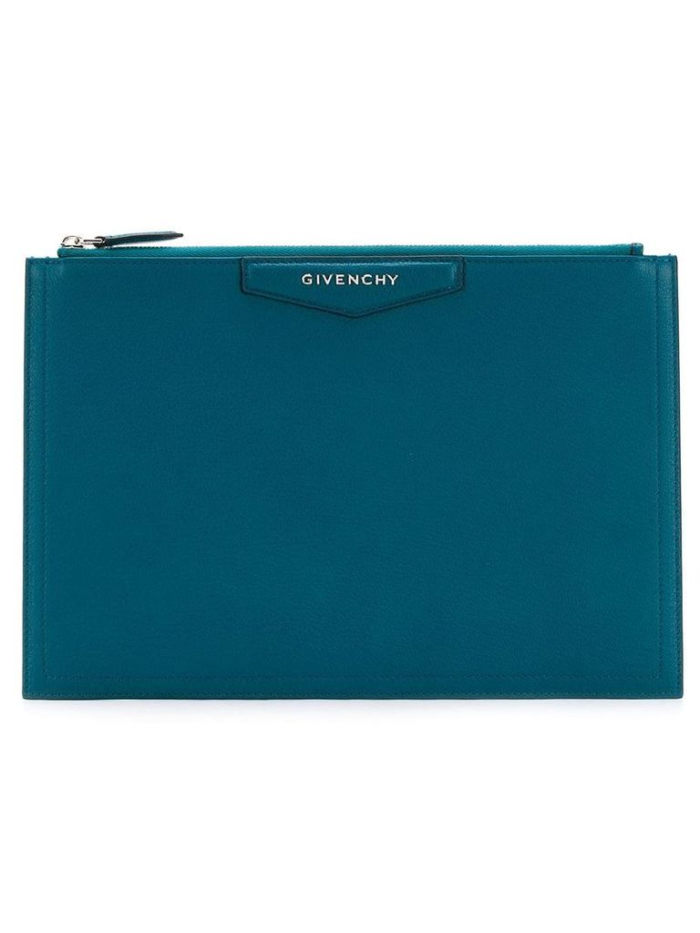 Givenchy Antigona clutch - Blue