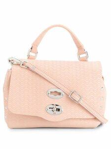 Zanellato baby postina tote bag - Pink