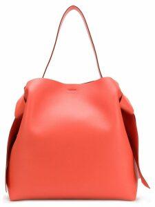 Acne Studios Musubi Maxi shoulder bag - Orange