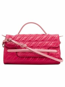 Zanellato quilted tote bag - Pink