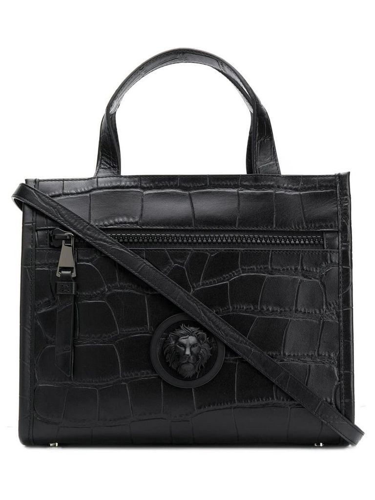 Versus Lion Head tote bag - Black
