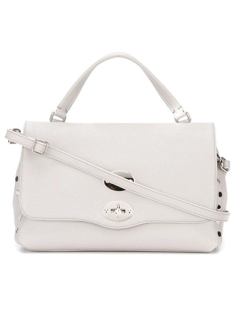 Zanellato small tote bag - Grey