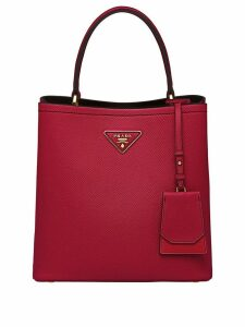 Prada Double tote bag - Red