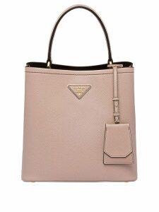 Prada Double Saffiano leather bag - Pink