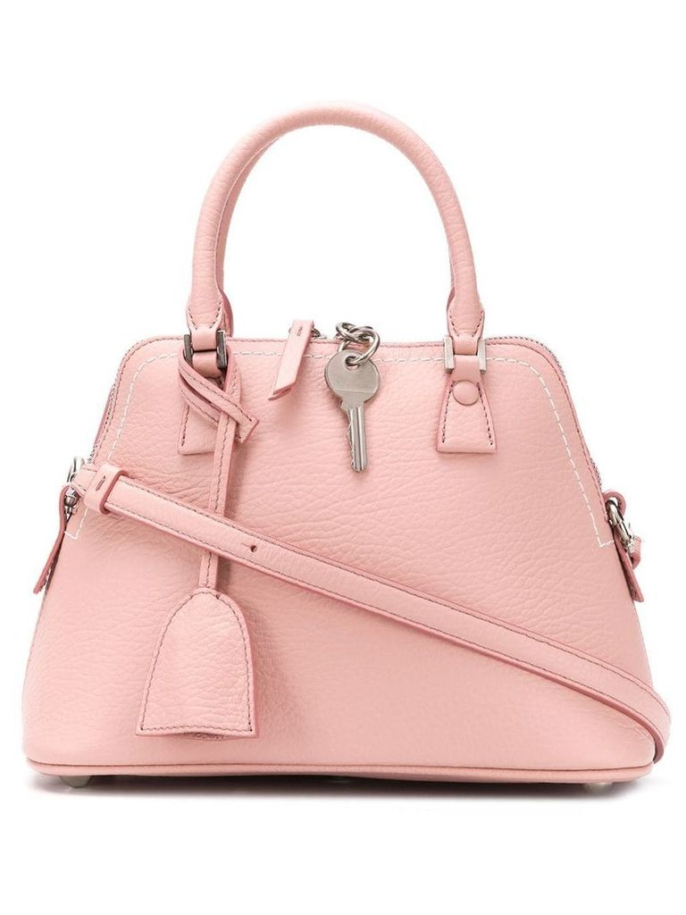 Maison Margiela mini 5AC tote bag - Pink