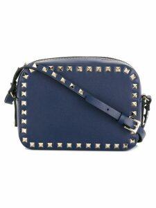 Valentino Valentino Garavani Rockstud crossbody bag - Blue