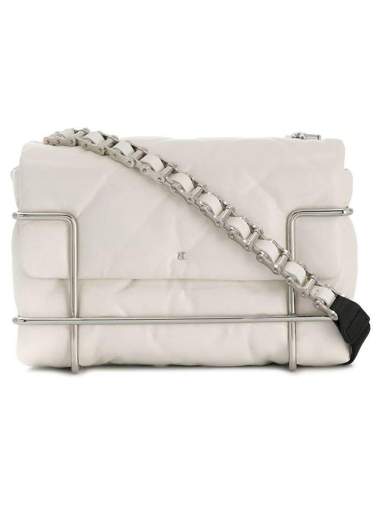 Alexander Wang Halo crossbody bag - White