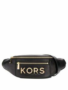 Michael Michael Kors embellished belt bag - Black