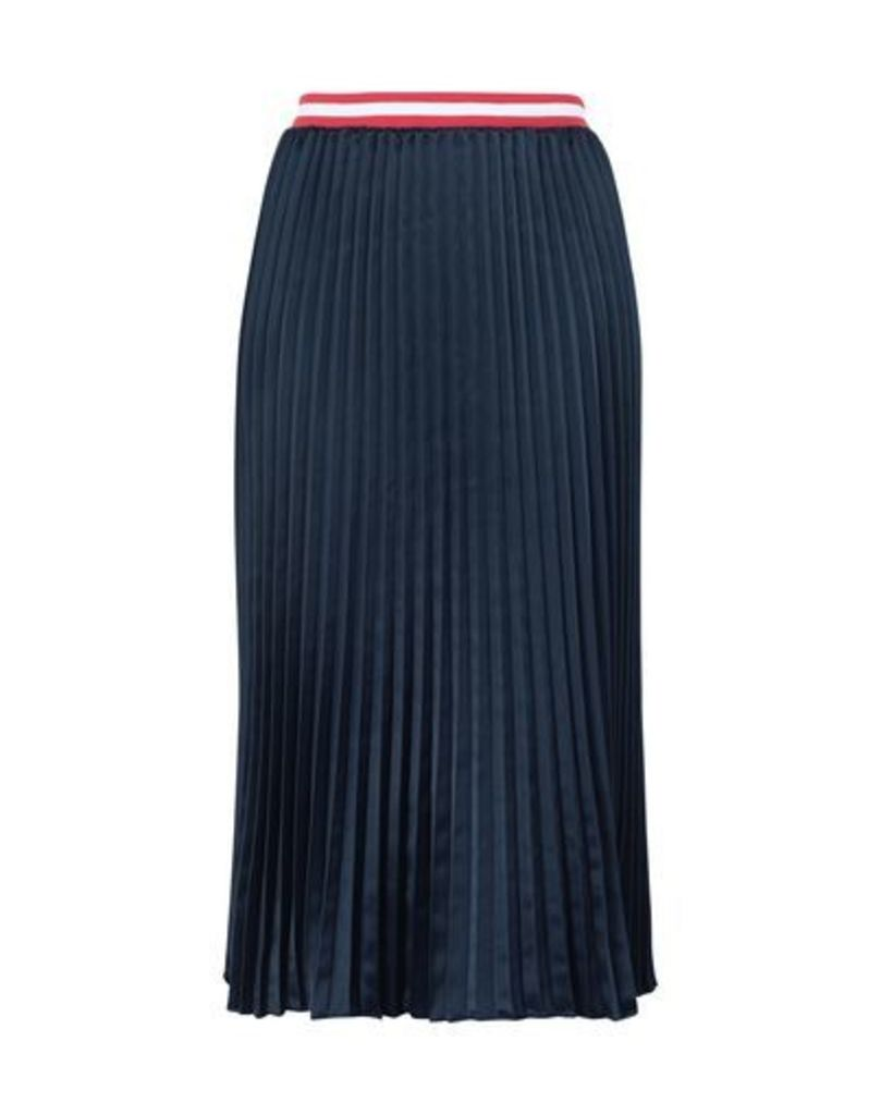 TOMMY JEANS SKIRTS 3/4 length skirts Women on YOOX.COM