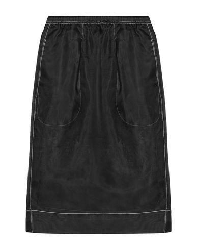 BASSIKE SKIRTS 3/4 length skirts Women on YOOX.COM