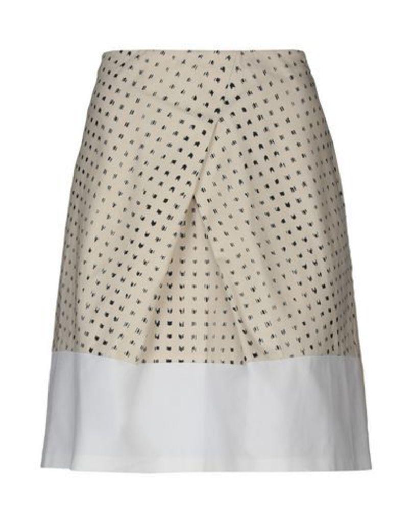PIAZZA SEMPIONE SKIRTS Knee length skirts Women on YOOX.COM