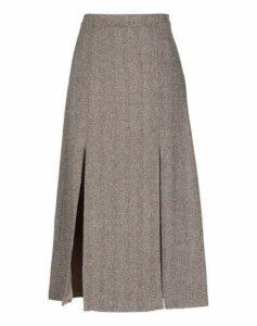 WEILI ZHENG SKIRTS 3/4 length skirts Women on YOOX.COM