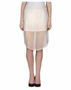 GOLDIE LONDON SKIRTS Knee length skirts Women on YOOX.COM