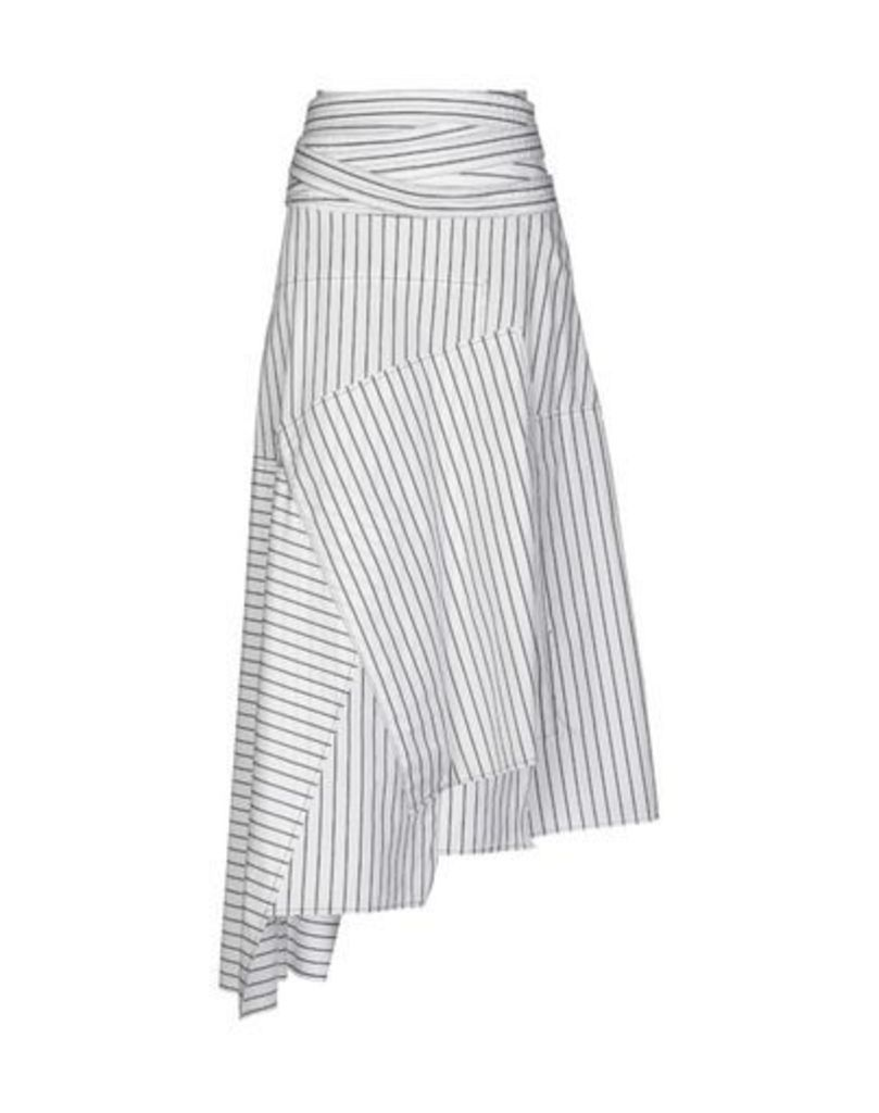J.W.ANDERSON SKIRTS 3/4 length skirts Women on YOOX.COM