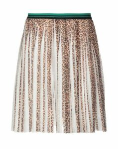 GUESS SKIRTS Knee length skirts Women on YOOX.COM