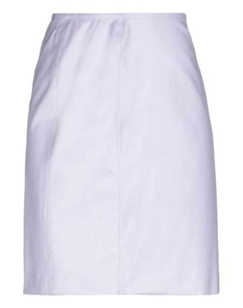 THIERRY MUGLER SKIRTS Knee length skirts Women on YOOX.COM