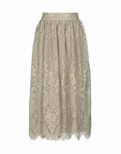 VALENTINO SKIRTS 3/4 length skirts Women on YOOX.COM