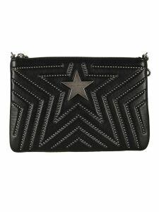 Stella McCartney Star Applique Shoulder Bag