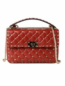 Valentino Garavani Rockstud Spike Medium Shoulder Bag