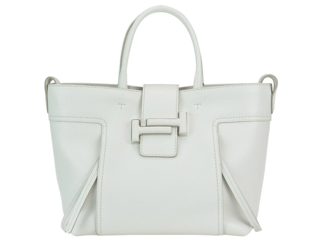 Tod's Medium Double T Shopping Bag