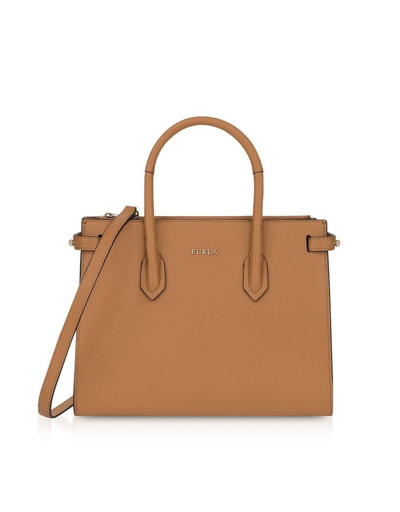 Furla Pin Small E/w Tote Bag